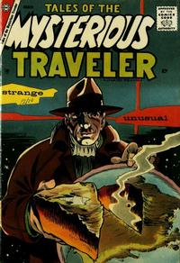Cover Thumbnail for Tales of the Mysterious Traveler (Charlton, 1956 series) #7