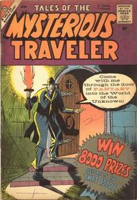 Cover Thumbnail for Tales of the Mysterious Traveler (Charlton, 1956 series) #12