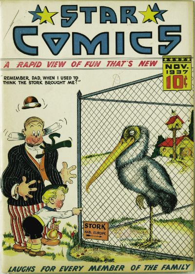 Cover for Star Comics (Ultem, 1937 series) #7
