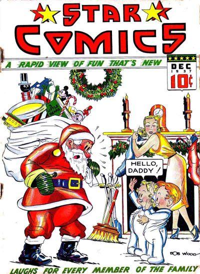 Cover for Star Comics (Ultem, 1937 series) #8