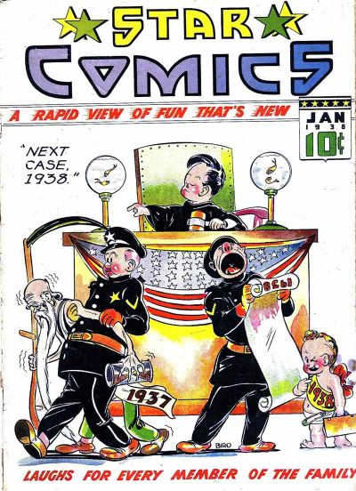Cover for Star Comics (Ultem, 1937 series) #9