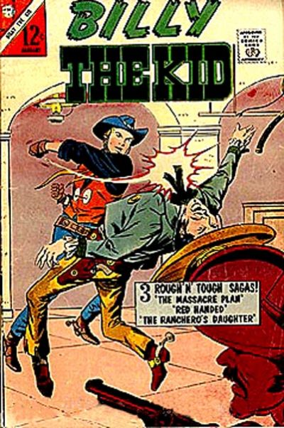 Cover for Billy the Kid (Charlton, 1957 series) #59