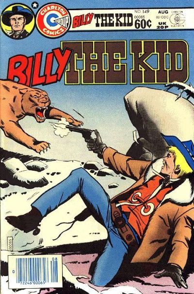 Cover for Billy the Kid (Charlton, 1957 series) #149
