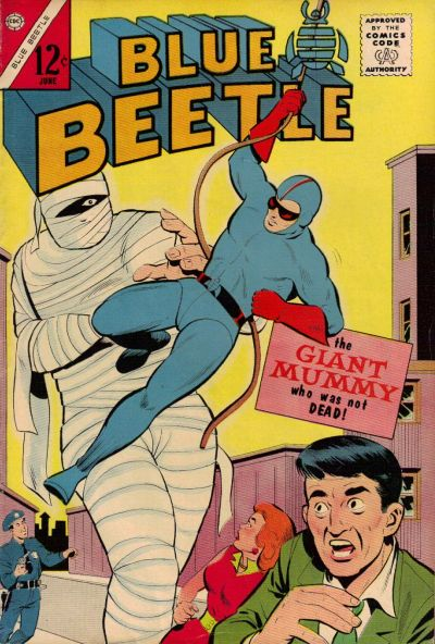 Cover for Blue Beetle (Charlton, 1964 series) #1
