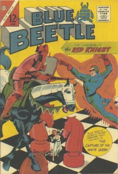 Cover for Blue Beetle (Charlton, 1964 series) #5