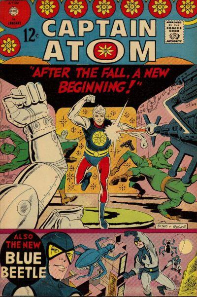 Cover for Captain Atom (Charlton, 1965 series) #84
