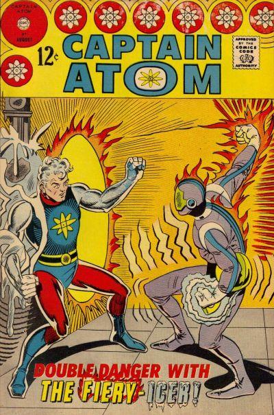 Cover for Captain Atom (Charlton, 1965 series) #87