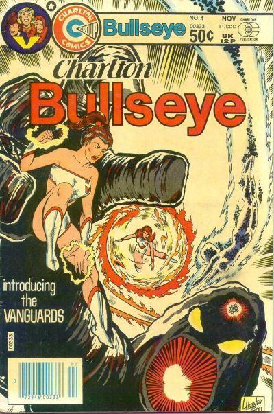 Cover for Charlton Bullseye (Charlton, 1981 series) #4
