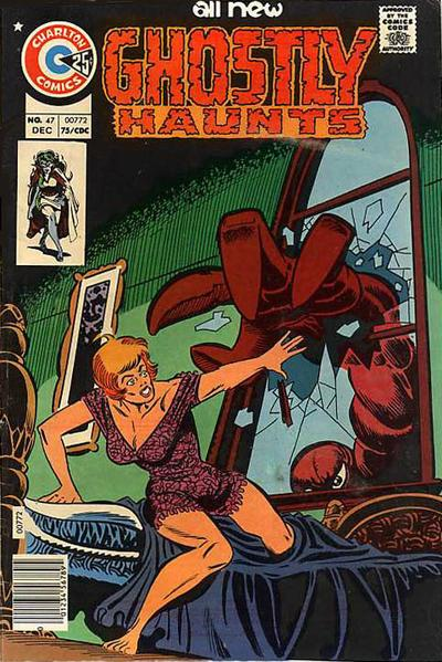 Cover for Ghostly Haunts (Charlton, 1971 series) #47