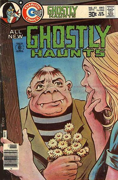 Cover for Ghostly Haunts (Charlton, 1971 series) #53
