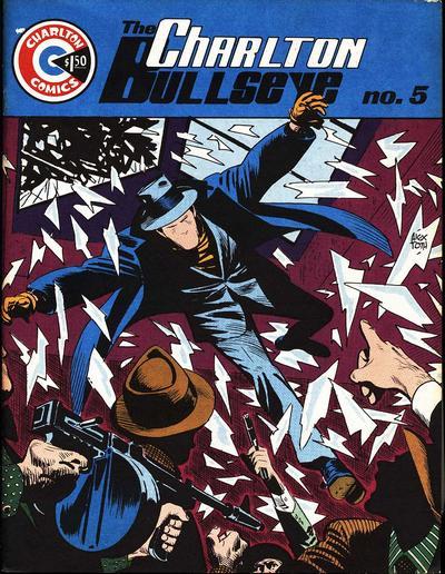 Cover for The Charlton Bullseye (CPL/GANG Publications, 1975 series) #5