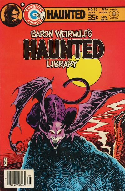 Cover for Haunted (Charlton, 1971 series) #36