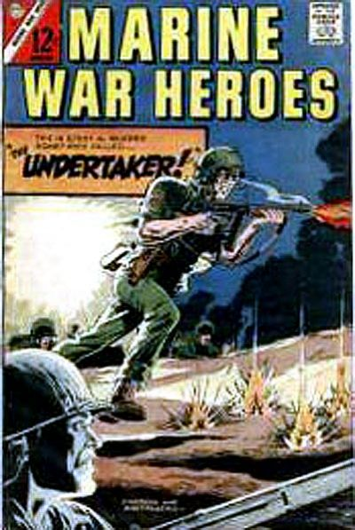 Cover for Marine War Heroes (Charlton, 1964 series) #17