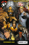 Cover for Hunter-Killer (Image, 2005 series) #9 [Eric Basaldua Cover]
