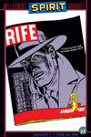 Cover for Will Eisner's The Spirit Archives (DC, 2000 series) #22