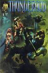 Cover for Thundergod (Crusade Comics, 1996 series) #1