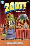 Cover for Zoot! (Fantagraphics, 1992 series) #5