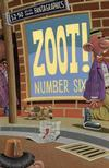 Cover for Zoot! (Fantagraphics, 1992 series) #6