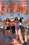 Cover for Tom Strong (DC, 2001 series) #1