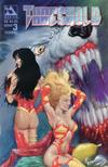 Cover for Threshold (Avatar Press, 1998 series) #3 [Ravening]