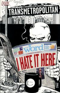 Cover Thumbnail for Transmetropolitan: I Hate It Here (DC, 2000 series)