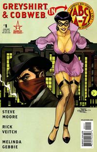 Cover Thumbnail for ABC: A-Z, Greyshirt and Cobweb (DC, 2006 series) #1