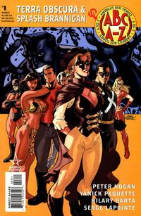 Cover Thumbnail for ABC: A-Z, Terra Obscura and Splash Brannigan (DC, 2006 series) #1