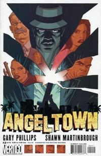 Cover Thumbnail for Angeltown (DC, 2005 series) #2