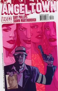 Cover Thumbnail for Angeltown (DC, 2005 series) #3