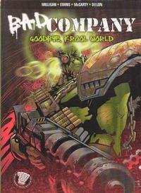 Cover Thumbnail for Bad Company: Goodbye, Krool World (DC, 2005 series)