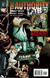 Cover for The Authority / Lobo: Spring Break Massacre (DC, 2005 series) #1
