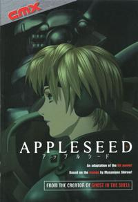 Cover Thumbnail for Appleseed Movie Book (DC, 2005 series)