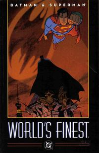 Cover Thumbnail for Batman & Superman: World's Finest (DC, 2003 series)