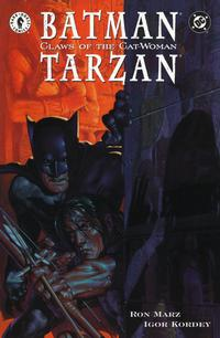 Cover Thumbnail for Batman / Tarzan: Claws of the Cat-Woman (Dark Horse / DC, 2000 series)