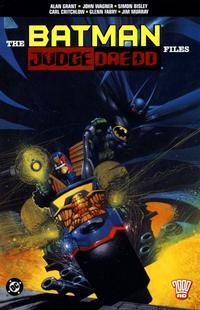 Cover Thumbnail for The Batman / Judge Dredd Files (DC, 2004 series)