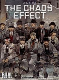Cover Thumbnail for The Chaos Effect (DC, 2005 series)