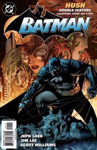 Cover Thumbnail for Batman: Hush Double Feature (DC, 2003 series) #1