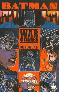 Cover Thumbnail for Batman: War Games (DC, 2005 series) #1 - Outbreak