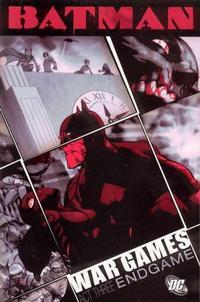Cover Thumbnail for Batman: War Games (DC, 2005 series) #3 - Endgame