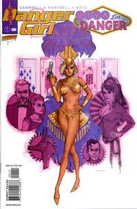 Cover Thumbnail for Danger Girl: Viva Las Danger (DC, 2004 series) #1 [Phil Noto Cover]