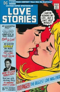 Cover Thumbnail for DC 100-Page Super Spectacular: Love Stories Replica Edition (DC, 2001 series)