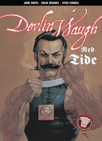 Cover Thumbnail for Devlin Waugh: Red Tide (DC, 2005 series)