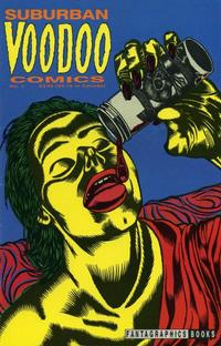 Cover Thumbnail for Suburban Voodoo Comics (Fantagraphics, 1992 series) #1