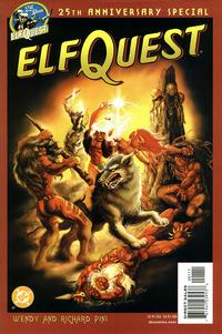 Cover Thumbnail for ElfQuest: 25th Anniversary Special (DC, 2003 series) #1