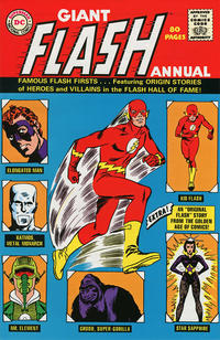 Cover Thumbnail for Flash Annual No. 1 Replica Edition (DC, 2001 series) #1