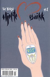 Cover Thumbnail for Hjertemosaikk [Jippi extra] (Jippi Forlag, 2003 series) #1