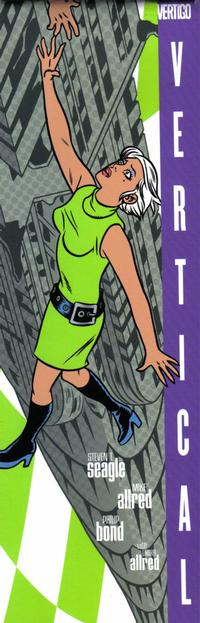 Cover Thumbnail for Vertical (DC, 2003 series)