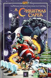 Cover Thumbnail for Gen13: A Christmas Caper (DC, 2000 series)
