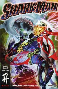 Cover Thumbnail for Shark-Man (Thrill-House Comics, 2006 series) #1