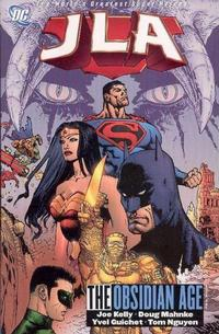 Cover Thumbnail for JLA (DC, 1997 series) #11 - The Obsidian Age, Book 1